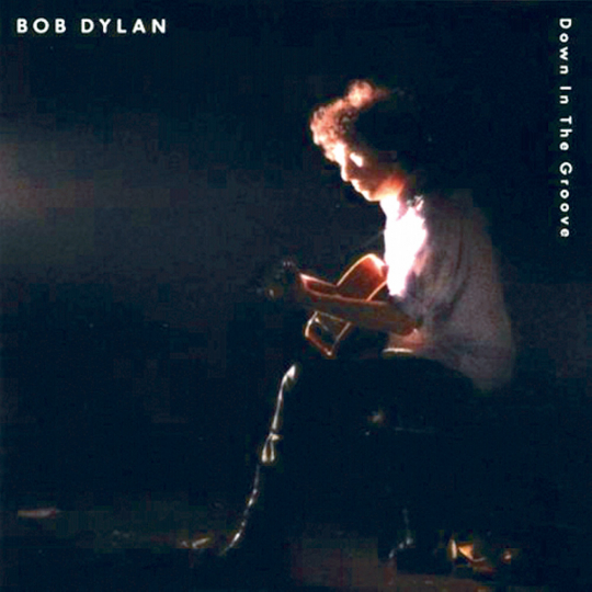 Bob Dylan - Down In Groove. CD.