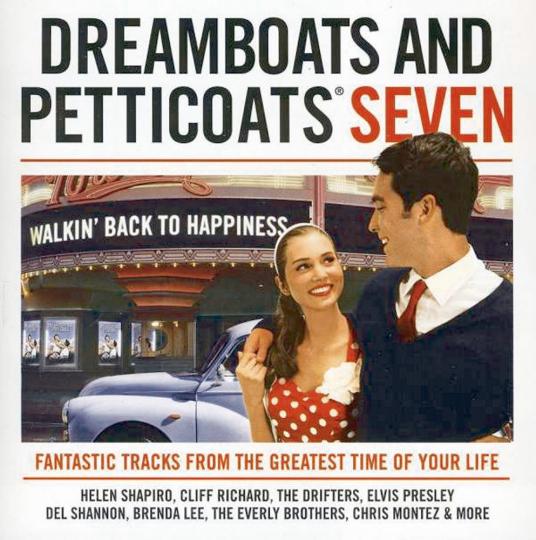 Dreamboats & Pettycoats 2 CDs