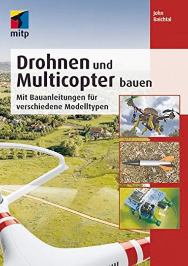 Drohnen und Multicopter bauen (M)
