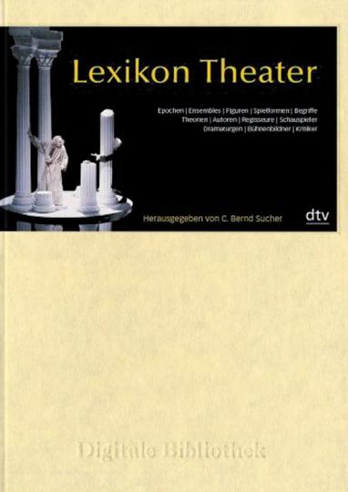 Dtv Lexikon Theater