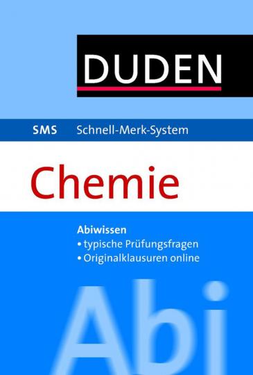 Duden Abiwissen Chemie