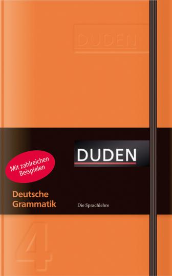 Duden. Deutsche Grammatik.