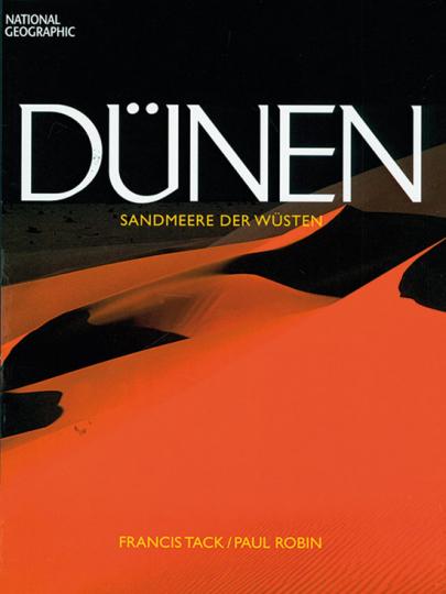 Dünen. Sandmeere der Wüsten.