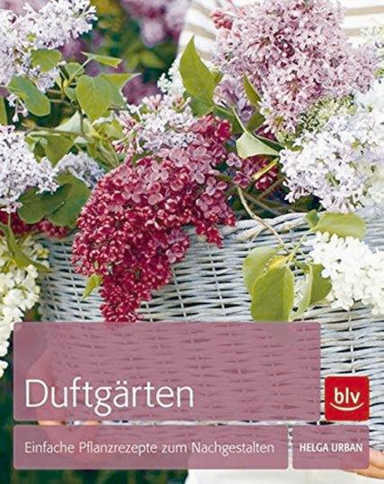 Duftgärten - Einfache Pflanzrezepte zum Nachgestalten.