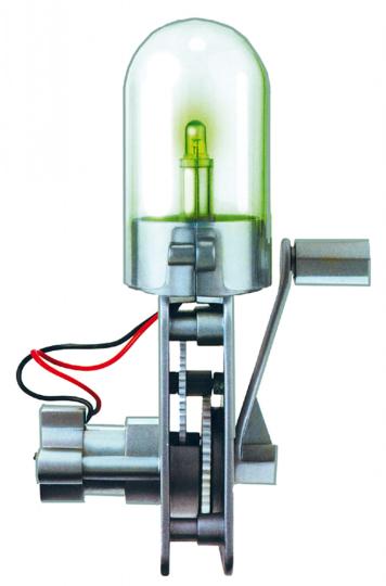 Dynamo-Lampe