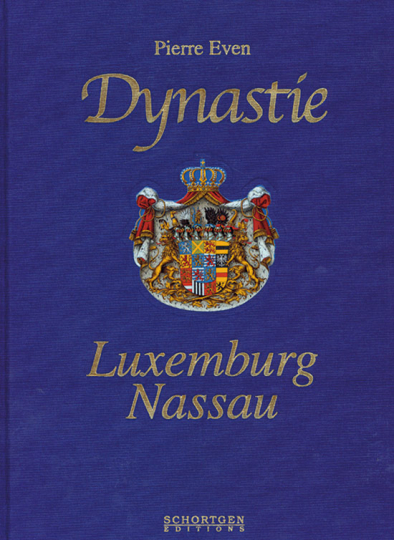 Dynastie Luxemburg Nassau.