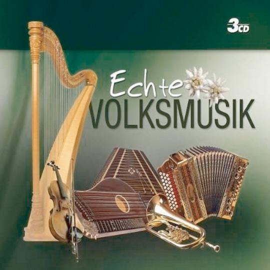 Echte Volksmusik 3 CDs