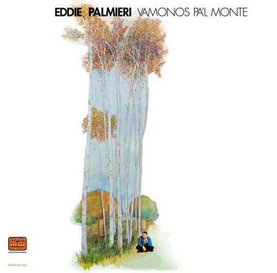 Eddie Palmieri. Vamonos Pa'l Monte. 180g-Vinyl LP.