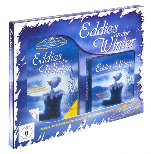 Eddies erster Winter - DVD und Hörspiel-CD