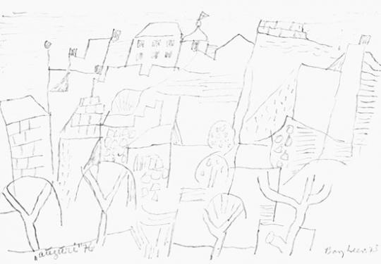 Eduard Bargheer. Retrospektive zum 100. Geburtstag. Vorzugsausgabe B