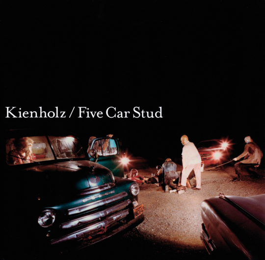 Edward Kienholz. Five Car Stud.