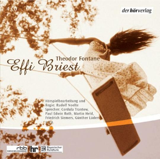 Effi Briest, 4 CDs