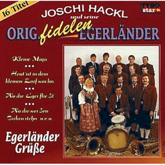 Egerländer Grüße CD