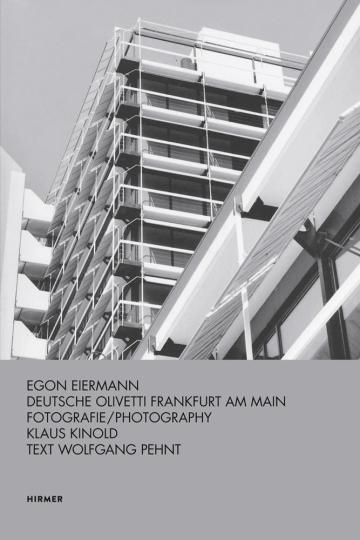 Egon Eiermann. Deutsche Olivetti. Frankfurt am Main.