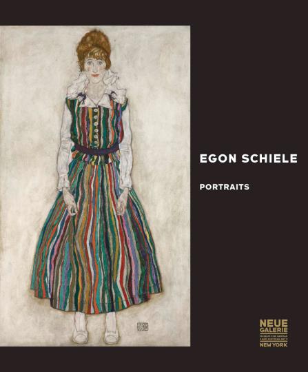 Egon Schiele. Porträts.