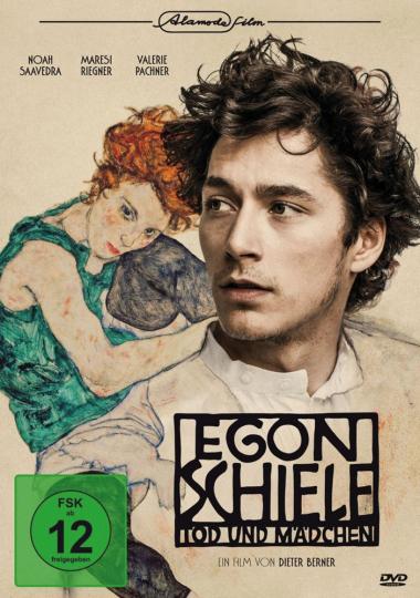Egon Schiele. Tod und Mädchen. DVD.