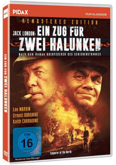 Ein Zug für zwei Halunken. DVD.