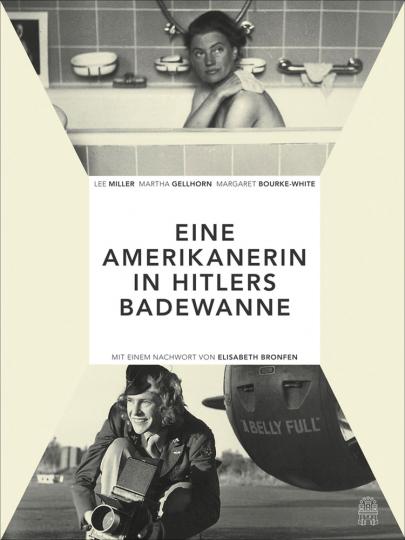 Eine Amerikanerin in Hitlers Badewanne.