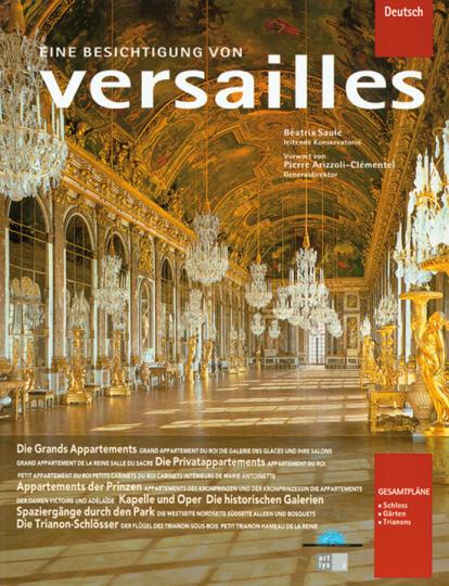 Eine Besichtigung von Versailles.
