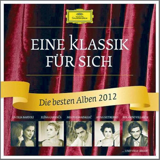 Eine Klassik für sich 2012 CD