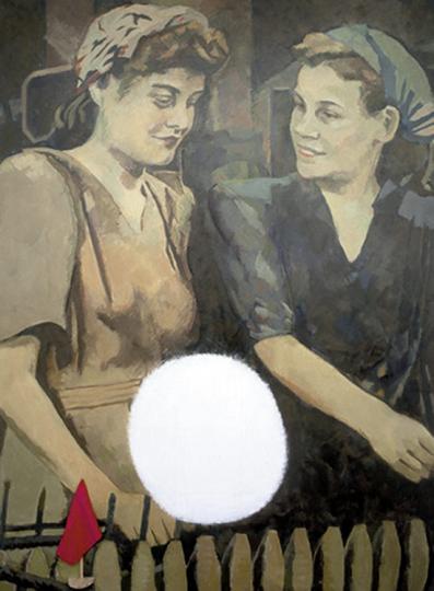 Eine Rückkehr zur Malerei. Gemälde von Ilya Kabakov, 1961-2011.