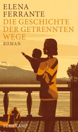 Elena Ferrante. Die Geschichte der getrennten Wege.
