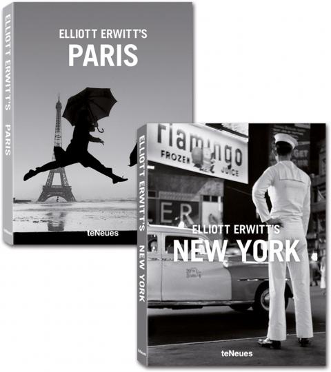 Elliott Erwitt New York, Paris Box.