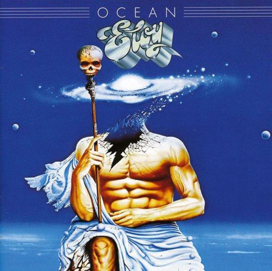 Eloy. Ocean. CD.
