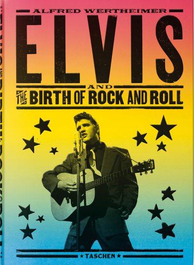 Elvis and the Birth of Rock and Roll. Elvis und die Geburt des Rock'n'Roll.