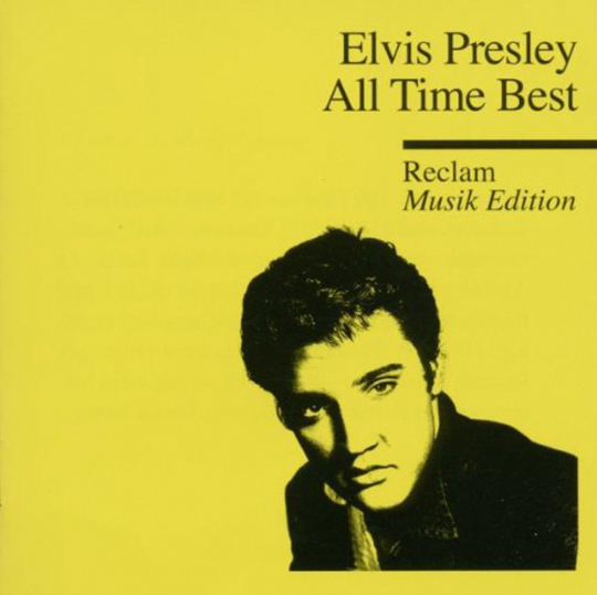 Elvis Presley. All Time Best 4.