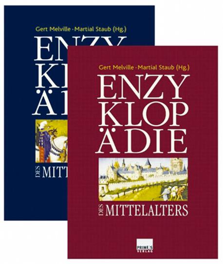 Enzyklopädie des Mittelalters 2 Bände