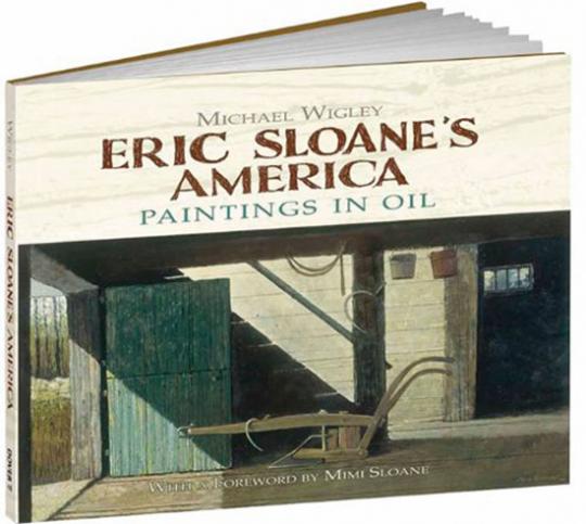 Eric Sloane's America. Ölgemälde.