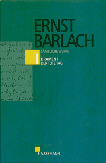 Ernst Barlach. Bände I bis III.