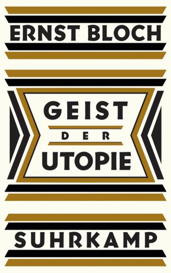 Ernst Bloch. Geist der Utopie. Erste Fassung.
