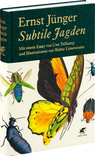 Ernst Jünger. Subtile Jagden.