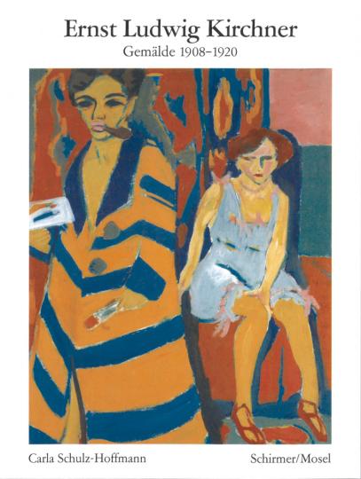 Ernst Ludwig Kirchner Gemälde 1908-1920