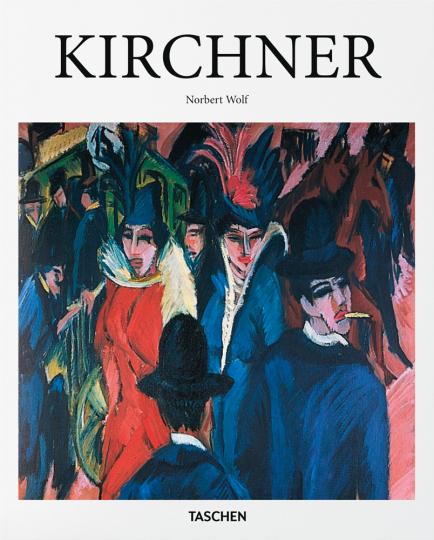 Ernst Ludwig Kirchner.