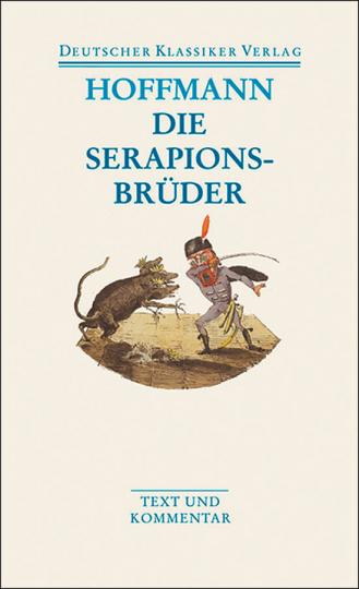 E. T. A. Hoffmann - Die Serapionsbrüder. Band 28.