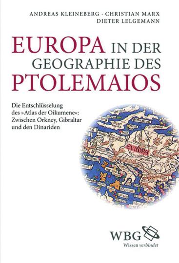 Europa in der Geographie des Ptolemaios.