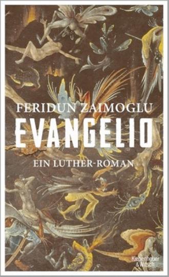 Evangelio - Ein Luther Roman