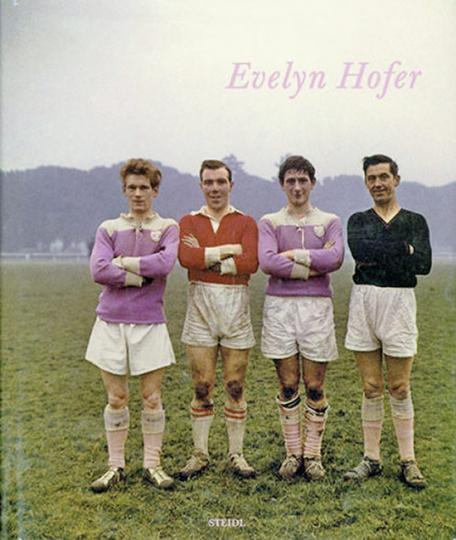 Evelyn Hofer. Fotografien.