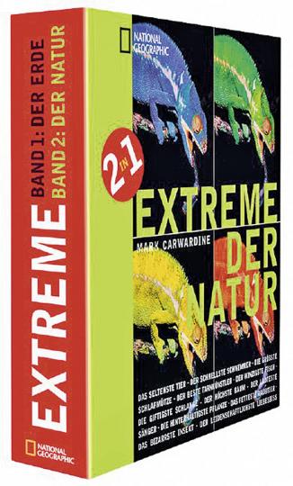 Extreme der Natur, Extreme der Erde.