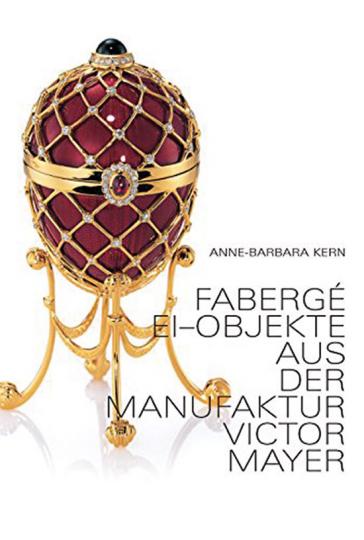 Fabergé Ei-Objekte aus der Manufaktur Victor Mayer.
