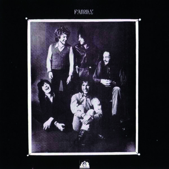 Family feat. Roger Chapman. A Song For Me. CD.
