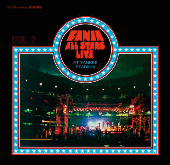 Fania All Stars. Live at Yankee Stadium Vol. 2. 180g-Vinyl LP.