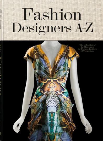 Fashion Designers A-Z.