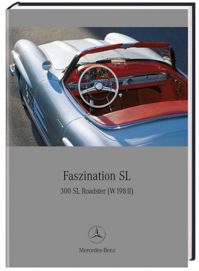 Faszination SL: 300 SL Roadster.