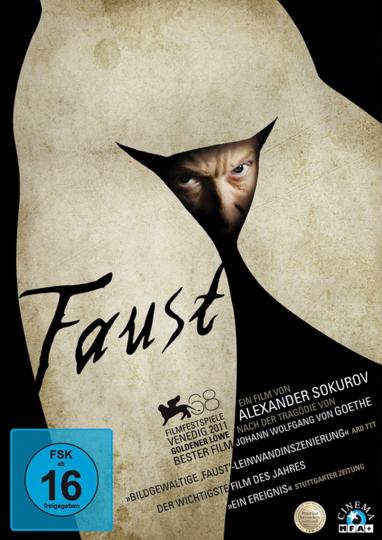 Faust (2011). DVD