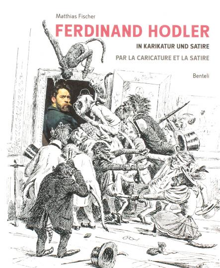 Ferdinand Hodler in Karikatur und Satire.
