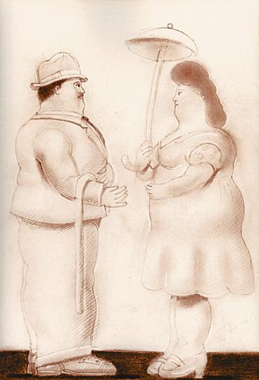 Fernando Botero - Das plastische Werk